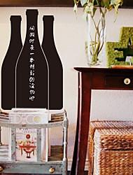 Tableau noir / Mode / Abstrait / Fantaisie Stickers muraux Tableaux Noirs Muraux Autocollants , Vinyl stickers 40*67cm