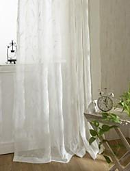 2 шторы Окно Лечение Деревня Спальня Полиэстер материал Шторы портьеры Украшение дома For Окно