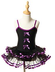 Tutus & Jupes / Robes / Tutu(Noire,Elasthanne / Tulle,Ballet / Spectacle)Ballet / Spectacle- pourEnfant Nœud papillonSpectacle /