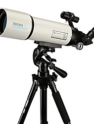 Bosma Refracting Telescope 80/500 Photography Sky Viewing Dual