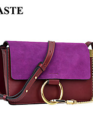 Paste® Fashion Vintage Classic Design Real Leather Women Bag