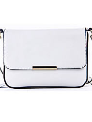 Paste® Hot Selling Classic Simple Design Women Real Cowhide Shoulder Bag