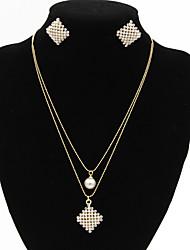 Women's Fashion Tassel Pendant Necklaces