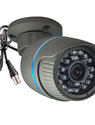 cctv 1200tvl 3.6mm 1/3 sony cmos hd 960H 24les ir-cut waterdichte outdoor bullet bewakingscamera + beugel