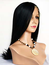 Synthetic Lace Wigs Lace Front Wigs With Hair Bang For Women
