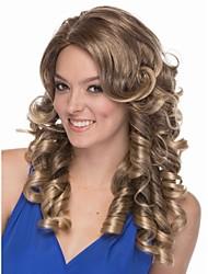 extensiones de la peluca de onda syntheic venta caliente suelta la onda