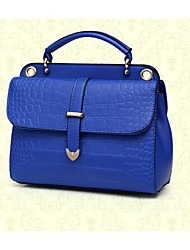 Women PU Formal Tote White / Blue / Gold / Red / Silver / Black