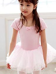 Vestidos ( Negro / Rosa , Algodón , Ballet / Desempeño ) - Ballet / Desempeño - para Niños