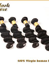 7а класс бразильский девственные волосы глубокая волна 3 пучки дело человека ткать волосы девственные волосы ткать пучки