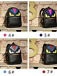 The new super-mini monster personalized leather purse Pocket Monsters mini handbag