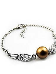 harry potter e il boccino braccialetto d'oro, gioielli regalo