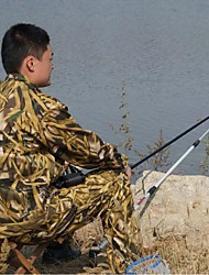 Camouflage Hunting Suit , Camo Jacket Coat With Trousers For Hunting & Fishing