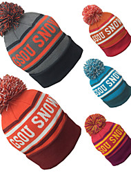 GSOU SNOW Kid's Ski Hats//Keep Warm