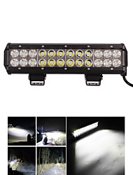 "12"" inch 72W Cree LED Work Light Bar for Tractor Boat Off-Road 4WD 4x4 Truck SUV ATV Spot Flood Combo Beam 12v 24v"