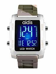LED Watch Digital Watches Waterproof Sports Jelly Table Creative Men's Watch Wrist Watch Cool Watch Unique Watch
