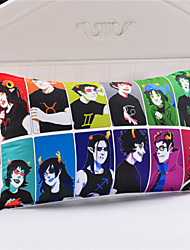 Cartoon Grid Decorative Pillowcase Body Pillow Homestuck Home Textiles Covers Wedding Gifts Free Shipping