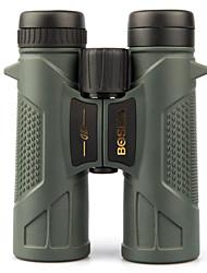 BOSMA 8 42 mm Jumelles RoofEtanche / Résistant aux intempéries / Antibuée / Générique / Coffret de Transport / Prisme en toit / Haute