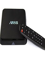 M8S android TV Box Amlogic S812 quad-core 4 k hd double wifi network player set-top boxes