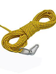 диаметр 5,8 мм статической веревке на открытом воздухе нагрузки 550 кг веревка веревка (10-200 м)