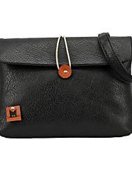 L.WEST® Women's Restore Ancient Ways High-quality Casual Fashion Sheepskin Grain Shoulder Bag