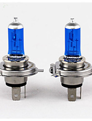 New XENCN H4 12V 100/90W 5300K Xenon Blue Diamond Car Light High Power UV Filter Halogen Super White car light
