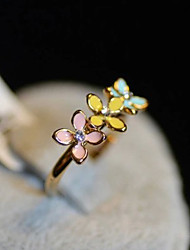 Fashion Little Daisy Flowers Ring