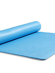 TPE Yoga Mats 188*61*8 Extra Lang / Non Toxic / Extra Breed 8.0 Rood / Blauw / Groen / Paars 金啦啦