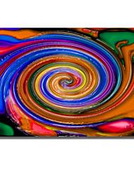 картина маслом сахар красочный стиль DIY носилки интересная стены искусства