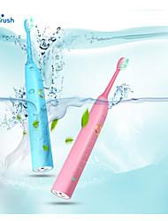 brosse à dents électrique rechargeable de aiya électrique blanc