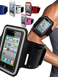 MAYLILANDTM Gym Running Sport Band Armband Case Cover for iPhone 5/5S/4/4S