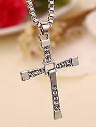MERRY   Cross Necklace Pendant