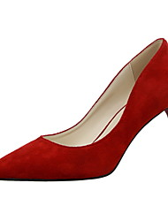 Vintage Sexy Red Bottom Pointed Toe High Heels Women Pumps Shoes 2016 New Design Less Platform Pumps Wedding Shoes