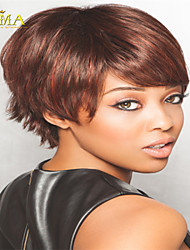 Top Sale Human Hair Wig Soft Remy Hair Short Wig
