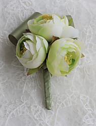 Wedding / Party Fashion Flowers Free-form Roses Boutonnieres