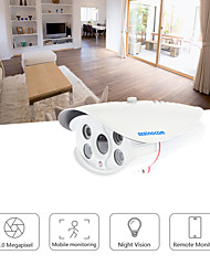 Szsinocam® 2.0MP 35-50M IR Distance  IP Camera Support APP Remote Access,Motion Detection