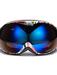 Skiing Eyewear Unisex Ski Glasses Goggles Snowboard Goggles Men Women Snow Glasses Fashion Ski Googles 266