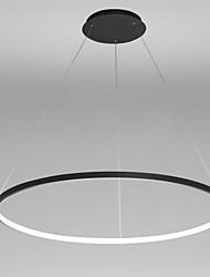 Подвесные лампы ,  Современный Живопись Особенность for Светодиодная лампа Металл Гостиная Столовая Кабинет/Офис Детская Игровая