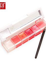 1Pcs Authentic French YCID Stanley Moisturizing Lip Freeze 6 Colors Combination Moisturizing Lip Gloss Lip Wrinkles Fade