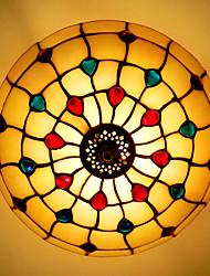 Contemporaneo / Tradizionale/Classico / Rustico/campestre / Tiffany / Vintage / Retrò / Afgani / Rustico LED BicchiereMontaggio del