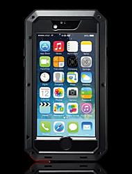 Pour Coque iPhone 7 Coques iPhone 7 Plus Coque iPhone 6 Coques iPhone 6 Plus Antichoc Imperméable Etanche à la Poussière CoqueCoque