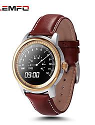 lemfo lem1 del reloj de Bluetooth inteligente IPS HD completa pantalla SmartWatch dispositivos portátiles de seguimiento de la aptitud