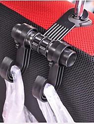 utilitaire ziqiao® sac doubles cintres de véhicules siège auto voiture appui-tête pratique crochet