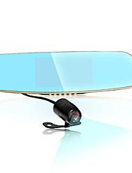 DVD de voiture - 1600 x 1200 - Capteur G / Détection de Mouvement / GPS / Grand Angle / 1080P / Full HD / Sortie Vidéo - 5.0 CMOS MP