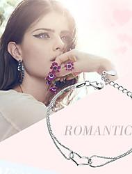 Bracelet Chaînes & Bracelets / Charmes pour Bracelets Argent sterling Amour Mariage / Soirée / Quotidien / Décontracté Bijoux Cadeau1pc