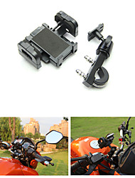 Iztoss Universal Motorcycle Bike Bicycle Mount Holder Cradle For iPhone Cell Phone GPS