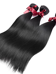 Peruvian Virgin Hair Straight 3Pcs Unprocessed Virgin Peruvian Straight Hair Hair Products Cheap Human Hair Extensions