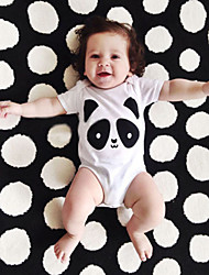 New Summer Cotton Material Infant Baby Boys Girls Clothes Short-sleeved Newborn Baby Romper Jumpsuit