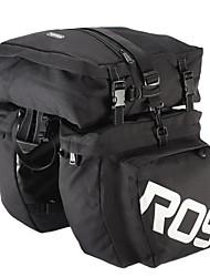 ROSWHEEL® Sac de Vélo 35LSac de Porte-Bagage/Double Sacoche de Vélo Multifonctionnel Sac de Cyclisme Nylon Sacoche de Vélo Cyclisme/Vélo