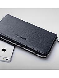 Casual / Office & Career / Shopping-Wallet-PVC-Men
