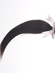 x-tress sin procesar remy india del pelo humano tejer recto sedoso trama virginal del pelo